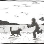 ショーシャンクと犬
